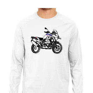BMW GS v1 Full Sleeve T-shirt