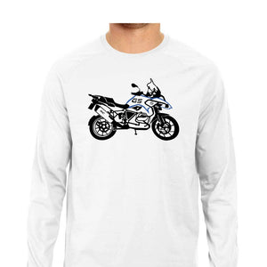 BMW GSA v2 Full Sleeve T-shirt