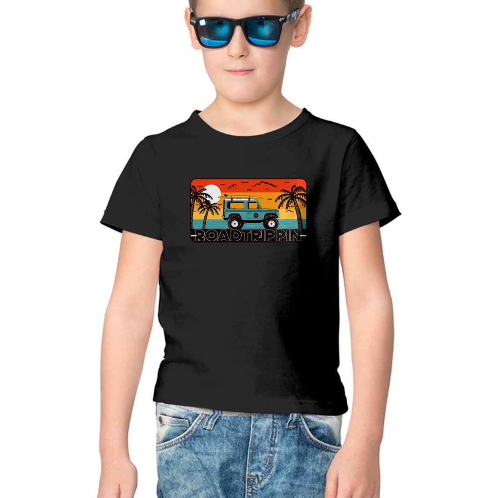 ROADTRIPPIN Kids T-Shirt