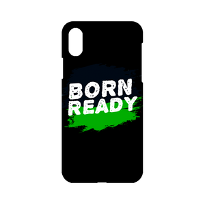 Born Ready iPhone Case