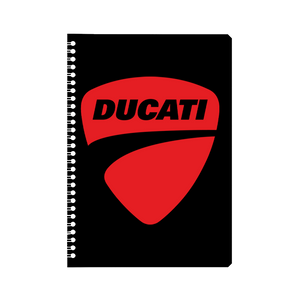 Ducati Logo Notebook