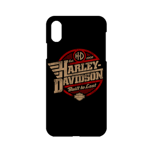 Harley Davidson built to last iPhone Case