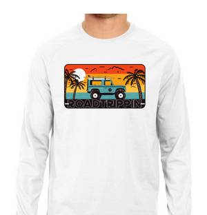 ROADTRIPPIN Full Sleeve Tee