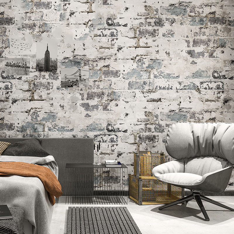 3d Brick Wallpaper Modern Living Room Restaurant Cafe Clothing Store Backdrop Stone Wall Paper For Walls Pvc Papel De Parede 3 D