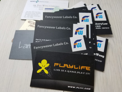 Custom Business Card and Name Card 100pcs *Free Worldwide Shipping*