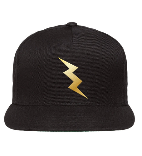 Golden Bolt Cap
