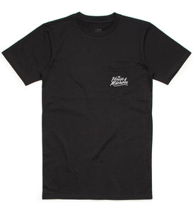 Pocket Script T-Shirt