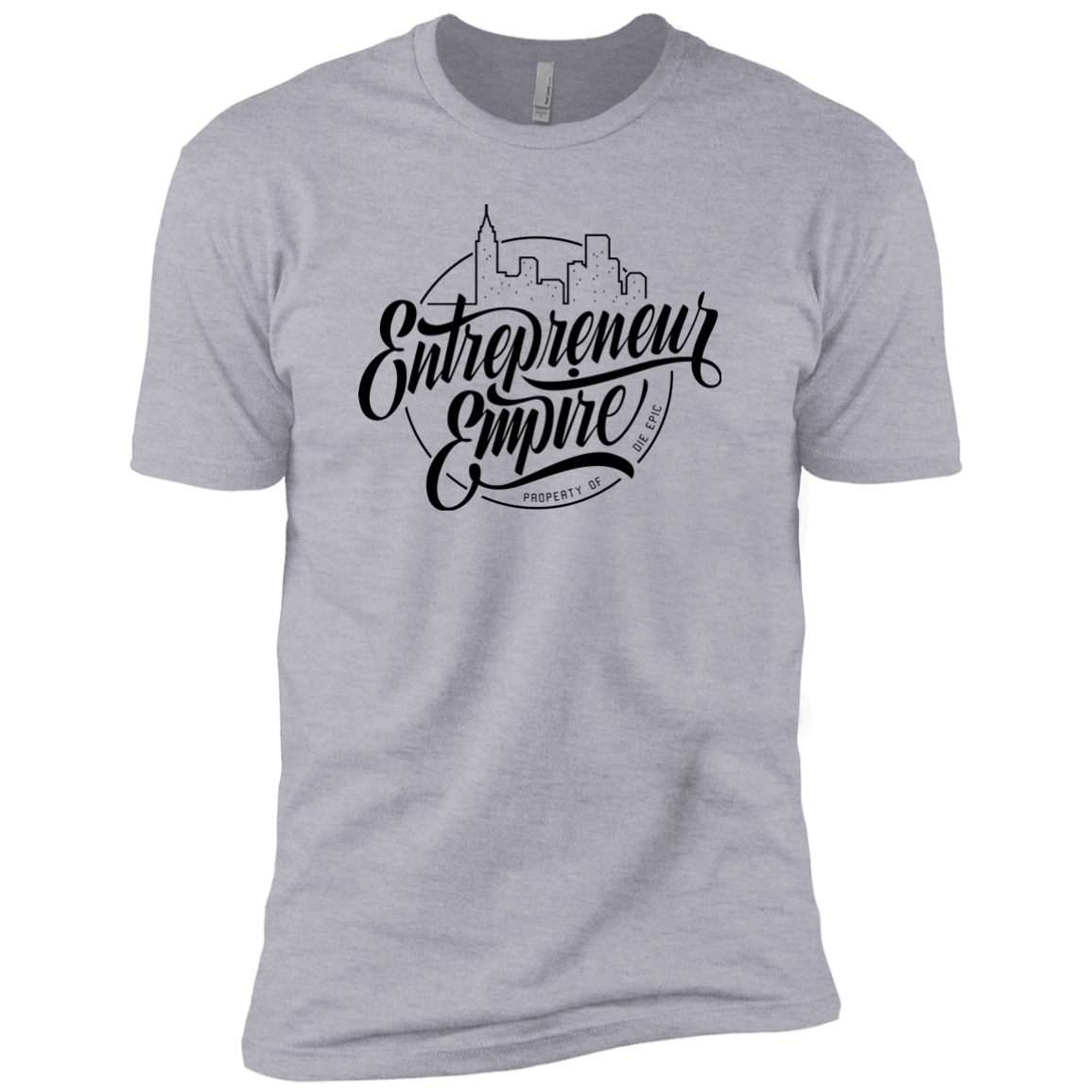 Entrepreneur Empire Short Sleeve T-Shirt: Bootstrappers Edition | Entrepreneur Apparel & Gear | Entrepreneur Empire