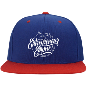 Entrepreneur Empire Flat Bill Snapback Hat | Entrepreneur Apparel & Gear | Entrepreneur Empire