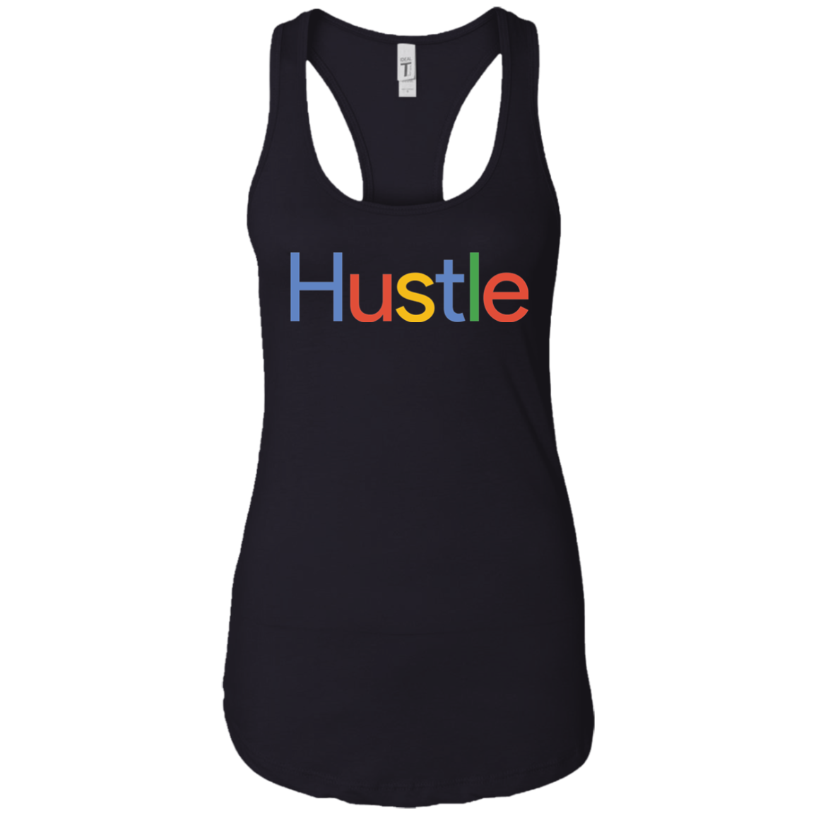 Hustle Ladies Racerback Tank | Entrepreneur Apparel & Gear | Entrepreneur Empire