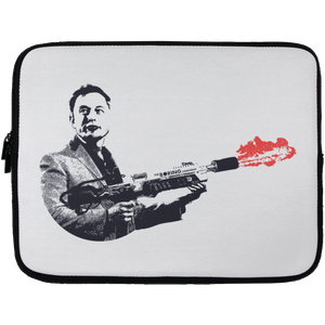 Elon Musk Laptop Sleeve | Entrepreneur Apparel & Gear | Entrepreneur Empire