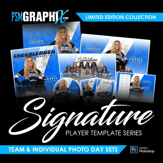 Signature Player Series - T&I Template Collections