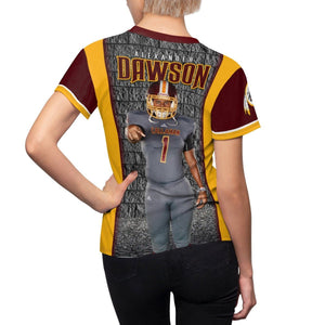 Dungeon - V.2 - Extreme Sportswear Women's Cut & Sew Template-Photoshop Template - Photo Solutions