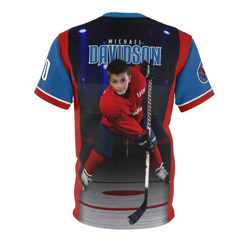 Face Off - V.2 - Extreme Sportswear Cut & Sew Shirt Template-Photoshop Template - Photo Solutions