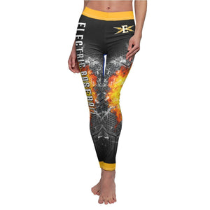 Grid Fire - V.3 - Extreme Sportswear Cut & Sew Leggings Template-Photoshop Template - Photo Solutions