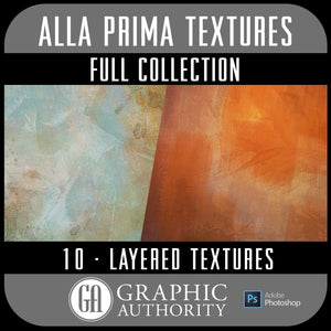Alla Prima - Layered Textures - Full Collection