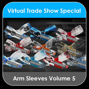 2021 Special - V.5 Arm Sleeves Collection-Photoshop Template - PSMGraphix