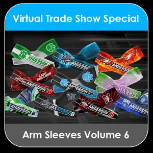 2021 Special - V.6 Arm Sleeves Collection-Photoshop Template - PSMGraphix