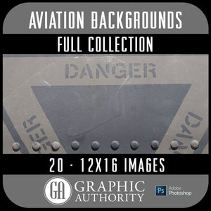 Aviation - Background Textures - Full Collection