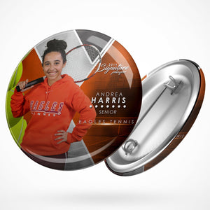 Signature Player - Tennis - V2 - Extraction Button Template-Photoshop Template - Photo Solutions