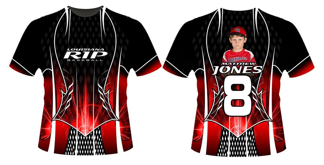 Black Widow v.2 - Sportswear-Photoshop Template - Photo Solutions