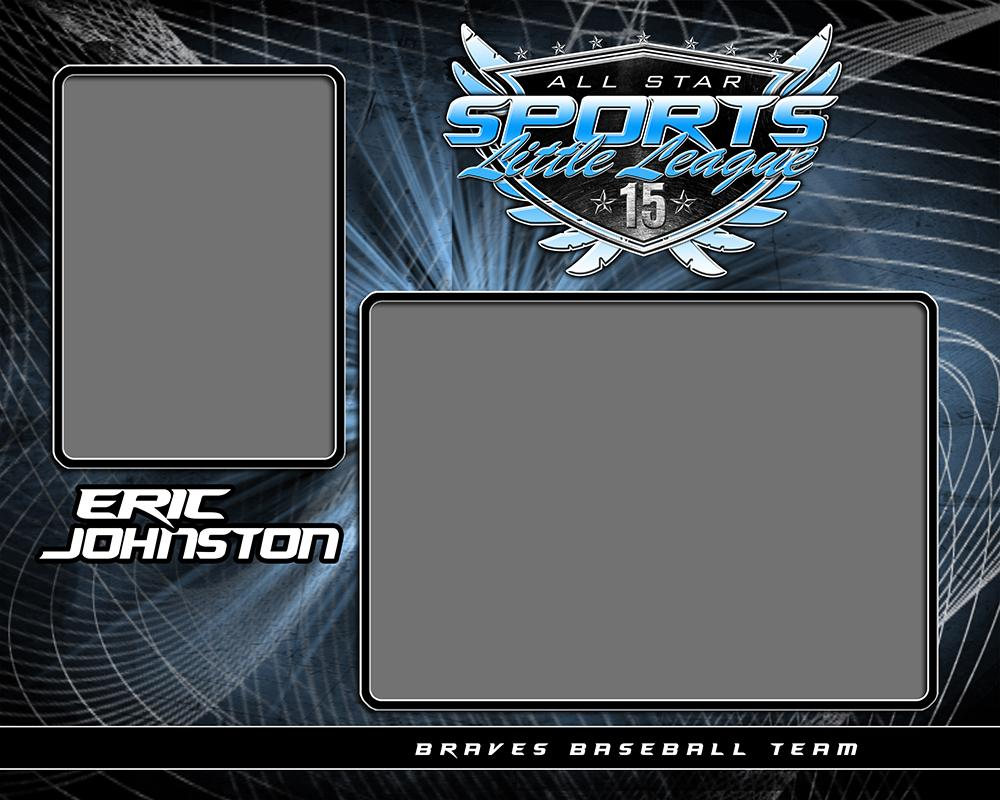 Armageddon v.7 - Memory Mate - H-Photoshop Template - Photo Solutions