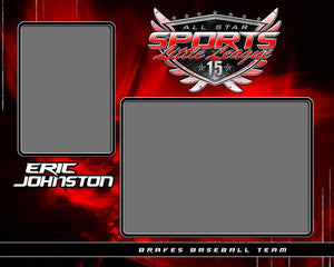 Hot Streak v.7 - Memory Mate - H-Photoshop Template - Photo Solutions