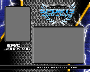 Metaletric v.4 - Memory Mate - H-Photoshop Template - Photo Solutions