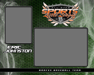 Smokescreen v.1 - Memory Mate - H Downloadable Template Photo Solutions PSMGraphix