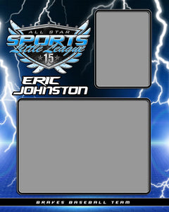 Electric v.2 - Memory Mate - V-Photoshop Template - Photo Solutions