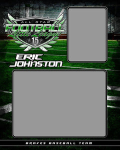 Grid Iron v.5 - Memory Mate - V-Photoshop Template - Photo Solutions