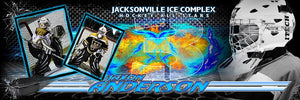 Ice - Multi Drop-In Panoramic Poster/Banner-Photoshop Template - Photo Solutions