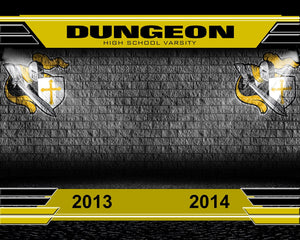 Dungeon v.2 - Xtreme Team Downloadable Template Photo Solutions PSMGraphix