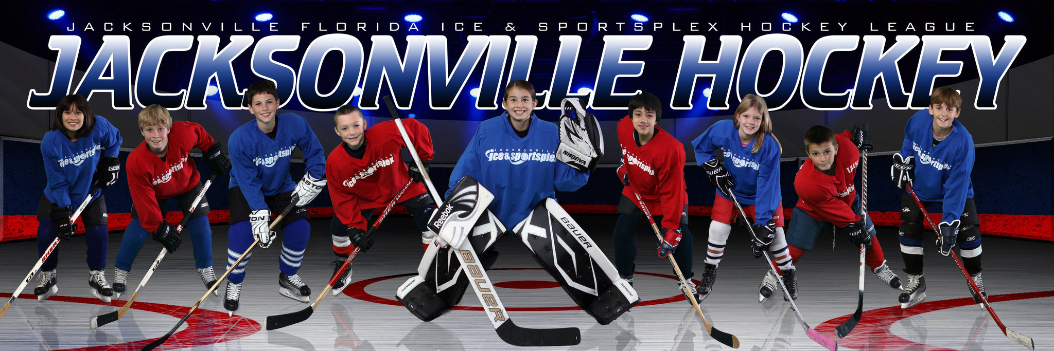 Face Off v.2 - Team Panoramic Photoshop Template -  PSMGraphix