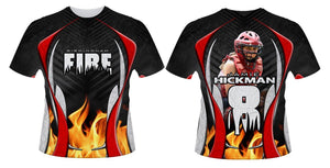 Fire v.1 - Sportswear-Photoshop Template - Photo Solutions