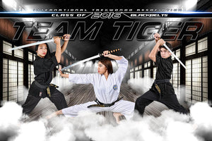 Martial Arts - GroundBreaker - Team Poster/Banner