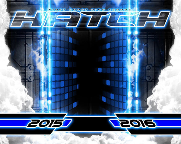 Hatch v.5 - Xtreme Team Downloadable Template Photo Solutions PSMGraphix