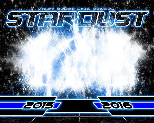 StarDust v.5 - Xtreme Team Downloadable Template Photo Solutions PSMGraphix