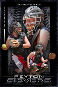 Grand Slam v.1 - Action Extraction Poster/Banner-Photoshop Template - Photo Solutions