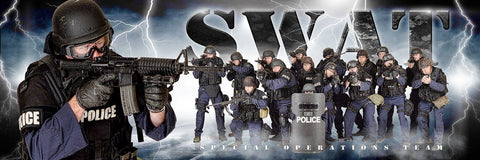SWAT - V.3 - Poster/Banner Panoramic