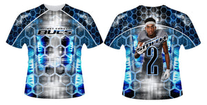 Honeycomb v.5 - Sportswear-Photoshop Template - Photo Solutions