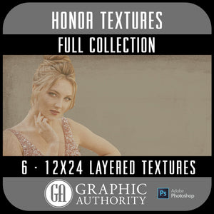 Honor - 12x24 Layered Textures - Full Collection