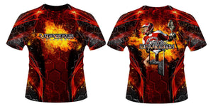 Inferno v.3 - Sportswear-Photoshop Template - Photo Solutions
