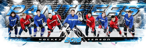 ICE - MVP Series - Panoramic-Photoshop Template - Photo Solutions