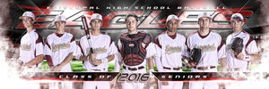 Play Ball - MVP Series - Panoramic Downloadable Template Photo Solutions PSMGraphix