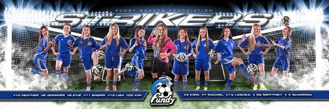 Soccer - MVP Series - Panoramic