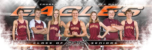 Track & Field - MVP Series - Panoramic-Photoshop Template - Photo Solutions