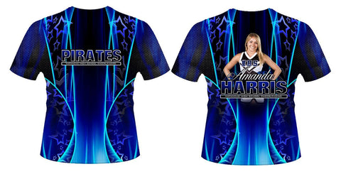 Metal Stars v.4 - Sportswear-Photoshop Template - Photo Solutions