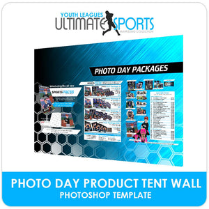Order Form Full Tent Wall - Ultimate Youth Sports Marketing Templates