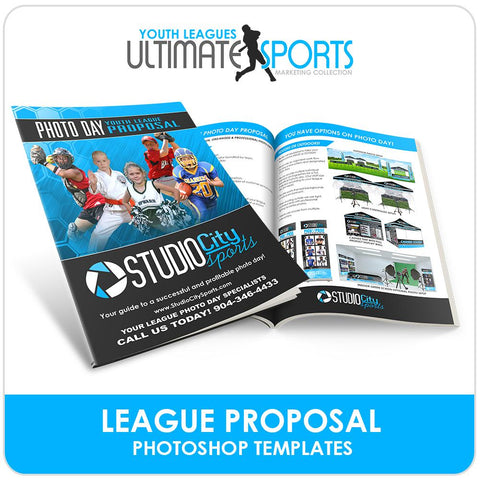 Youth League Proposal & Contract - Ultimate Youth Sports Marketing Templates